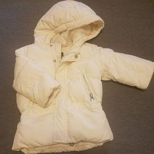 Ralph Lauren 12 Month Baby Girl's Puffer Coat